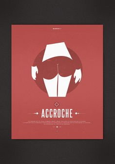 #Posters - Agreestudio by Anthony Martinez, via #Behance #Typography