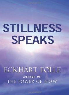 Stillness Speaks by Eckhart Tolle, http://www.amazon.com/dp/157731400X/ref=cm_sw_r_pi_dp_dUYCrb008MMDD