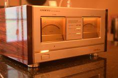 Onkyo M 510 Grand Integra Audiophile Vintage Monster Amplifier | eBay