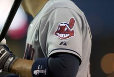 """LOOK: MLB releases statement regarding Indians' Chief Wahoo = Major League Baseball's chief communications officer in Pat Courtney has released a statement regarding the Cleveland Indians' infamous logo, """"Chief Wahoo."""" While the Indians currently still sport the controversial """"Chief Wahoo"""" on occasion, it appears that Major League Baseball Commissioner Rob Manfred is….."""