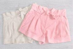 Imagem de fashion, shorts, and pink