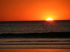 Costa Rican Sunset Tamerindo picture amerrill