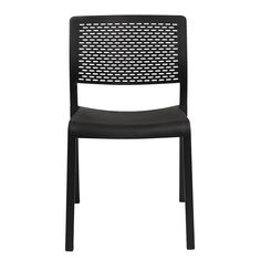 Trama Stuhl (2er Set) - Schwarz Modern, Dining Chairs, Tables, Design, Furniture, Home Decor, Patio, Counter Height Stools, Chair
