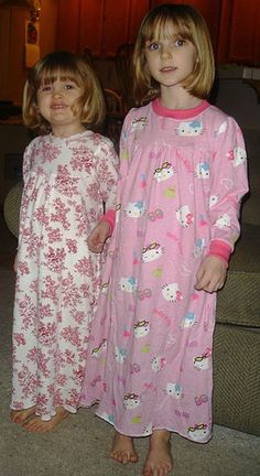 Free Nightgown Patterns for Girls | Recent Reviews