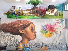 Descubre más de el Niño de las pinturas en nuestra página web: http://urbanart.barcelona
