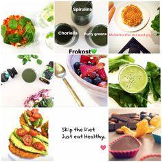 Tenk at det har gått 6 år! Healthy Food, Healthy Eating, Healthy Recipes, Spirulina, Keto, Healthy Foods, Eating Healthy, Healthy Nutrition, Clean Foods