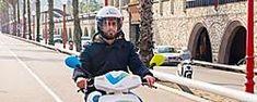 El nuevo concepto de compartir moto que lo peta en Barcelona