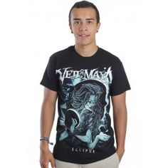 Veil Of Maya - Sheclipse - T-Shirt Merch Store - Impericon.com UK