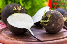 Have you ever cooked a radish? You should. Bolder than it's cousin, the black radish reveals a world of flavors. Here are 3 ways to enjoy one.