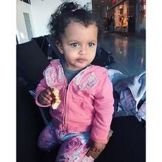 So cute amina'so daughter