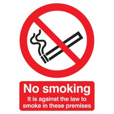 Cheap VSafety Against The Law To Smoke/Communal Areas Prohibition No Smoking Sign Self Adhesive Portrait 150 mm x 200 mm Black/Red deals week Team Building Games, Building Signs, Safety Rules, Fire Safety, Hospital Signage, Industrial Signs, Conveyor System, Construction Safety, Safety Posters