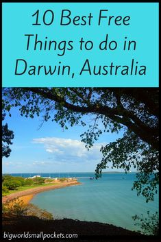 10 Best Free Things to do in Darwin, Australia {Big World Small Pockets} Vacation Places, Places To Travel, Places To See, Travel Destinations, Vacations, Australia Destinations, Australia Travel, Australia 2017, Australian Road Trip