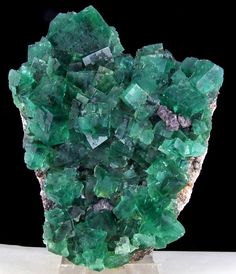 Blue-Green Fluorite , 6.1″ Gemmy and Lustrous – Rogerly Mine
