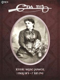 #OTD in 1941 – Jennie Wyse Power, Irish patriot and women's rights activist, dies in Dublin. – Stair na hÉireann/History of Ireland