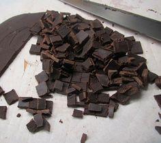 Dark Chocolate Sweetened With Honey