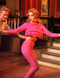 Ann Margaret....why don't we dress like this anymore !? Lol