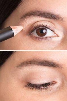 Cover under-eye circles, blemishes and more with these super easy concealer make-up tips. Beauty Blogs, Beauty Secrets, Beauty Hacks, Beauty Tips, Hair Beauty, Beauty Bar, All Things Beauty, Beauty Make Up, Makeup Articles