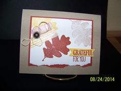 For All Things by Stampin'UP createwithlori2.blogspot.com