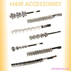 Shop Hair Accessories From $0.99 http://www.aonebeauty.com/hair-accessories-1/?sort=newest #hairaccessories #hairpin #Hairclip #fashion #beauty #headbands #ponytailholder
