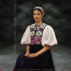 Ocova, Slovakia Folk Costume, Costumes, Folk Embroidery, Folklore, Montessori, Modeling, Blouses, Instagram Posts, Dresses