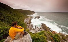 Hiking the Garden Route National Parks famous Otter Trail West With The Night, Racehorse, Beautiful Ocean, Otters, Oceans, Sunsets, South Africa, Cape, Trail