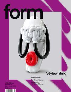 form – Design Magazine   Nº 254 Stylewriting