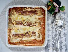 Menu, Lard, One Pot, Four, Lasagna, Ethnic Recipes, Flour Tortillas, Exotic Fruit, Seasonal Recipe