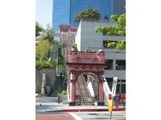 Angels Flight Railway - Downtown