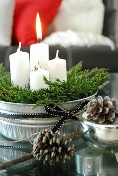 123 best adventskranz basteln images in 2018 christmas. Black Bedroom Furniture Sets. Home Design Ideas