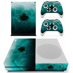 Black ice Xbox one S Skin   Xbox one S skin – Console skins world Console Styling, Xbox One S, Personal Style, Design, Design Comics, Console Table Styling