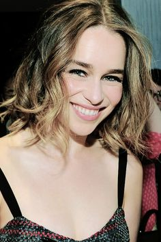 "gotqueensdaily: "" Emilia Clarke at a 'Me Before You' screening in Toronto (May 18, 2016) """