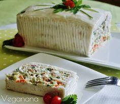 Torta Fria Vegana