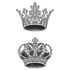 Image result for king and queen crowns