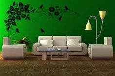 Perfect living room wall color living room colors green walls paint color ideas with accent wall latest living room wall colors living room color trends 2018 Living Room Color Schemes, Living Room Colors, Living Room Paint, Living Rooms, Green Painted Walls, Mint Green Walls, Bright Green, Living Room Green, Green Rooms