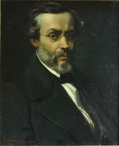 Portrait Of Theodor Aman ~ (Romanian : - Cezar Bolliac Portraits, Abraham Lincoln, Dan, Photos, Artist, Fictional Characters, Europe, Portrait Art, Manish