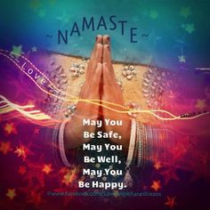May you be safe, well and happy  ~namaste ~