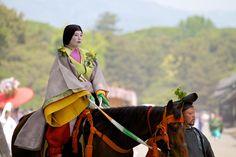 葵祭 Aoi Matsuri-Festival at Kyoto