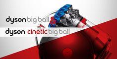 Découvrez les aspirateurs Dyson Big Ball & Dyson Cinétic Big Ball ! #theinsiders #dysonbigballdysoncineticbigball