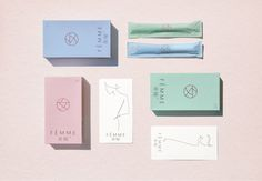 "Pearlfisher has created a ""stylish and discreet"" design for Fémme, a new Chinese tampon brand which hopes to educate women about sanitary products and periods."