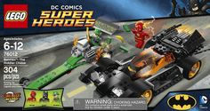 LEGO Superheroes Batman: The Riddler Chase 76012 - Discount Toys USA