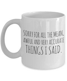9b1ee27956f0 Sorry Mug