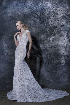 Our //Elda// #weddingdress #lace #vintage Couture Wedding Gowns, Wedding Dresses, Fairytale Bridal, Bridal Collection, Body Shapes, Fairy Tales, Lace, Vintage, Fashion
