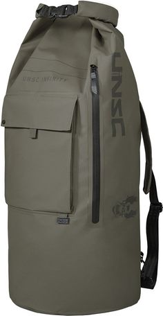 Musterbrand Halo Dry Bag Unsc Top-loader Green One size *** Find out more about the great product at the image link.