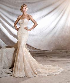 ORINOCO - Robe de mariée à taille basse