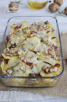 Healthy Cooking, Cooking Recipes, Healthy Recipes, Potato Recipes, Vegetable Recipes, Good Food, Yummy Food, Best Italian Recipes, Antipasto