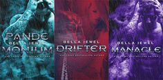Românticos Books: Bella Jewel - MC Sinners Next Generation #1 e #2
