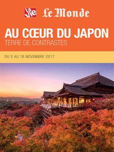 I'm reading Voyage au cœur du Japon on Scribd