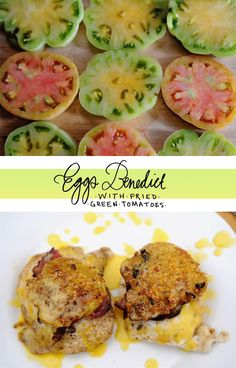 Are you waiting patiently for your tomatoes to turn red? There's no need to wait, just start frying up those green tomato babies! This recipe is one part farm fresh and one part down home comfort food. Equal parts delicious and decadent. http://www.blogtotaste.com/2016/07/fried-green-tomatoes.html