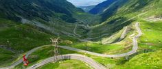 The Transfagarasan, Nicolae Ceausescu  This exquisite mountain road measures 93 miles. Over 20 tons of dynamite was used to dislocate 3 million tons of rock during the construction process. As with almost any major architectural undertaking, it is said that many workers actually lost their lives while building the road. The best way to visit this amazing landmark is to drive on it yourself, but you will only be able to do this between July 1 and October 31 each year.