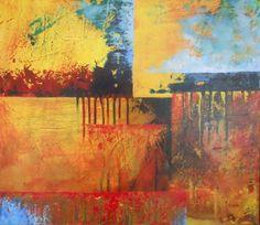 "Saatchi Art Artist Ank Draijer; Painting, ""CHANGE #4"" #art"